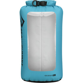 Sea to Summit View Kuivapussi 13L, blue
